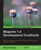 Book Magento 1.4 Development Cookbook free