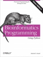 Book Bioinformatics Programming Using Python free