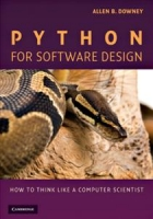 Book Python for Software Design free