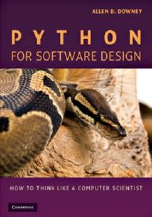 Download Python for Software Design free book as pdf format