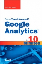 Book Sams Teach Yourself Google Analytics in 10 Minutes free