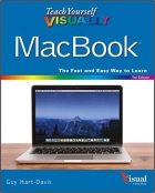 Book Teach Yourself VISUALLY MacBook, 3rd Edition free
