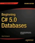 Book Beginning C# 5.0 Databases, 2nd Edition free