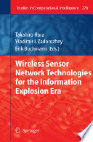 Download Wireless Sensor Network Technologies for the Information Explosion Era free book as pdf format