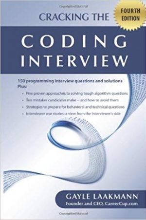 Download Cracking the Coding Interview, Fourth Edition: 150 Programming Interview Questions and Solutions free book as pdf format