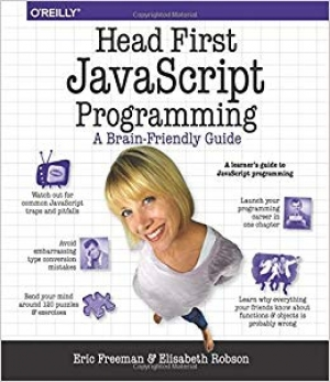 Download Head First JavaScript Programming: A Brain-Friendly Guide free book as pdf format