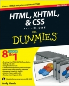 Book HTML, XHTML and CSS All-In-One For Dummies, 2nd Edition free
