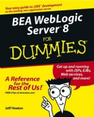Download BEA WebLogic Server 8 For Dummies free book as pdf format