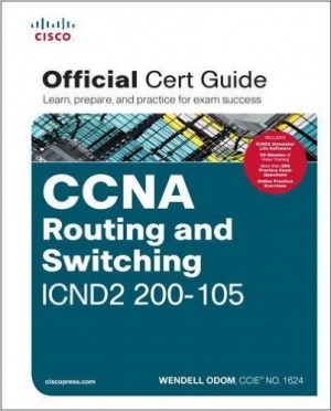 Download CCNA Routing and Switching ICND2 200-105 Official Cert Guide free book as pdf format