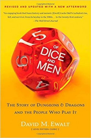 Download Of Dice and Men: The Story of Dungeons & Dragons and The People Who Play It free book as epub format