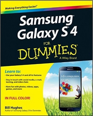 Download Samsung Galaxy S 4 For Dummies free book as pdf format