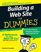 Book Building a Web Site For Dummies free