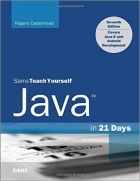 Book Java in 21 Days, Sams Teach Yourself (Covering Java 8), 7th Edition free