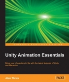 Book Unity Animation Essentials free