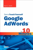 Book Sams Teach Yourself Google AdWords in 10 Minutes free