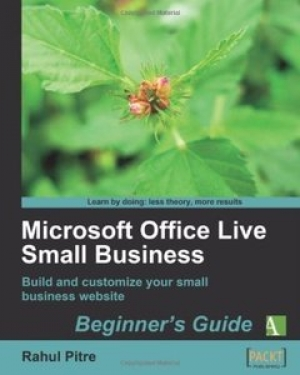 Download Microsoft Office Live Small Business: Beginner's Guide free book as pdf format