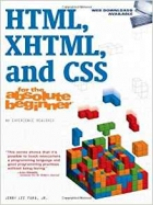 Book HTML, XHTML, and CSS For The Absolute Beginner free