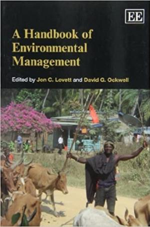 Download A Handbook of Environmental Management free book as pdf format