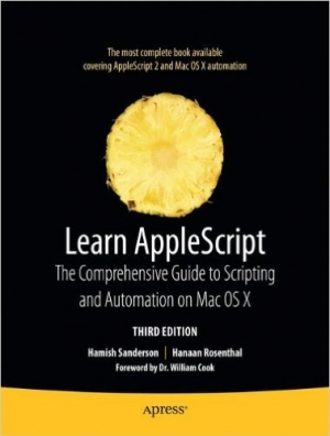 Download Learn AppleScript, 3rd Edition free book as pdf format