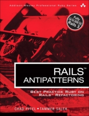 Download Rails AntiPatterns free book as pdf format