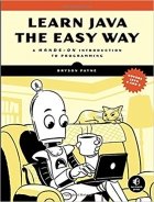 Book Learn Java the Easy Way free