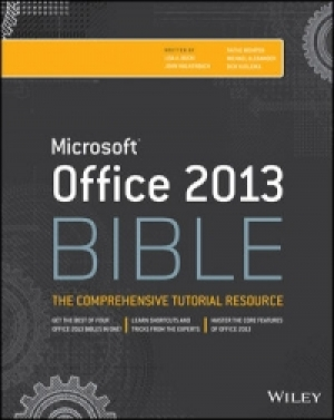 Download Office 2013 Bible free book as pdf format