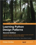 Book Learning Python Design Patterns, 2nd Edition free