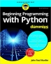 Book Beginning Programming With Python For Dummies, 2Ed free