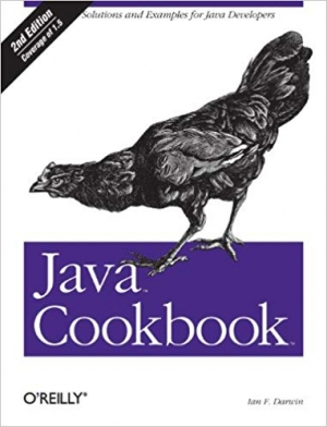 Download Java Cookbook, Second Edition free book as pdf format