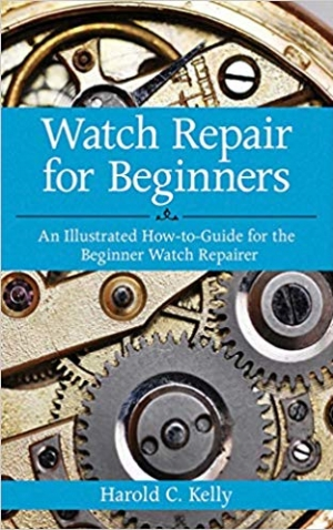 Download Watch Repair for Beginners: An Illustrated How-To Guide for the Beginner Watch Repairer free book as epub format