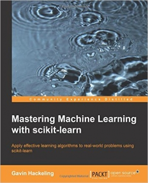 Download Mastering Machine Learning With scikit-learn free book as pdf format