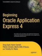 Book Beginning Oracle Application Express 4 free