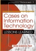Book Cases on Information Technology: Lessons Learned, Volume 7 free