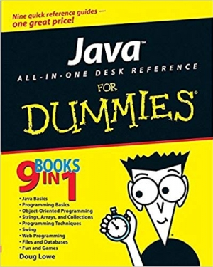 Download Java All-In-One Desk Reference For Dummies free book as pdf format