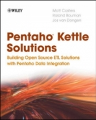 Book Pentaho Kettle Solutions free