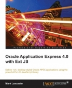 Book Oracle Application Express 4.0 with Ext JS free