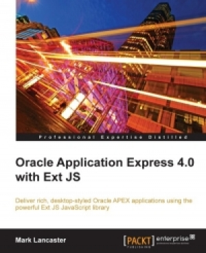 Download Oracle Application Express 4.0 with Ext JS free book as pdf format