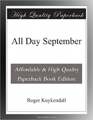 Download All Day September free book as epub format