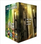 Book The Maze Runner Series Complete Collection free