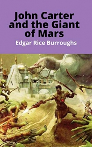 Download John Carter and the Giant of Mars free book as epub format