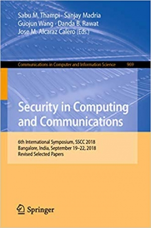 Download Security in Computing and Communications free book as pdf format