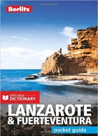 Berlitz Pocket Guide Lanzarote & Fuerteventura (Berlitz Pocket Guides), 5th Edition