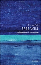 Book Free Will A Very Short Introduction. free