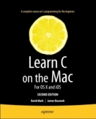 Book Learn C on the Mac, 2nd Edition free