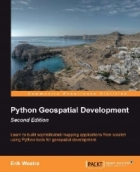 Book Python Geospatial Development, 2nd Edition free