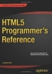 Book HTML5 Programmer's Reference free