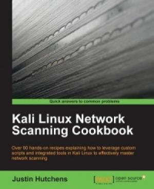 Download Kali Linux Network Scanning Cookbook free book as pdf format