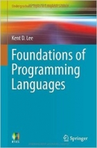 Book Foundations of Programming Languages free