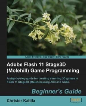 Download Adobe Flash 11 Stage3D Game Programming free book as pdf format