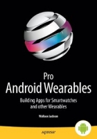 Book Pro Android Wearables: Building Apps for Smartwatches free